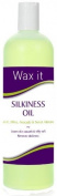 Wax It Silkiness Oil with Vitamin E/ Olive/ Avocado/ Sweet Almond Oils 500ml