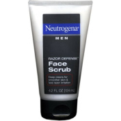 Neutrogena Men Razor Defence Face Scrub, 120ml