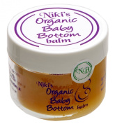 Niki's Organic Baby Bottom Balm 10ml