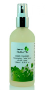 Green Collagen Rejuvenating Facial Toner With Hyaluronic Acid & Plant Collagen, Alcohol-free, Organic