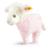 Steiff 14cm Sweet Dreams Lamb Rattle