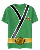 Power Rangers Samurai Ranger Uniform Monster Toddler T-Shirt