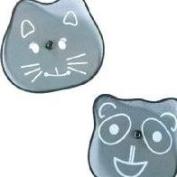 BEAUTIFUL BEGINNINGS Cat & Panda Sunshade