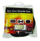 Car Window Sun Shade Pack Of 2
