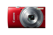 Canon IXUS 150 Point and Shoot Digital Camera - Red (16MP, 8x Optical Zoom) 6.9cm LCD