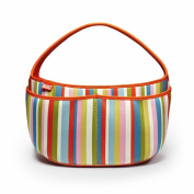 Built NY Baby Essentials Caddy Baby Pink Stripe