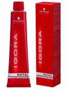 Schwarzkopf Igora Royal Cendre 9-1 - Extra Light Blonde Cendre Hair Colour / Tint 60ml Tube
