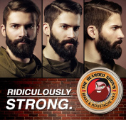 The Bearded Goon's Ridiculously Strong Beard and Handlebar Moustache Wax - 1oz
