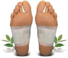 Detox Foot Patches / Pads - Remove the Toxins and the Wastes in Your Body, Pack of 100pcs