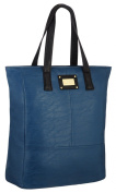 EyeCatchBags - Maribel Womens Faux Leather Tote HandBag ShoulderBag