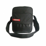 Men's Shoulderbag Messenger Bag Black