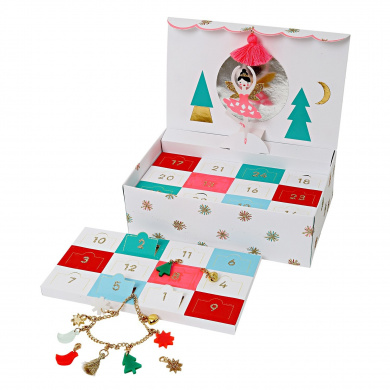 alternative advent calendars 2016 nutcracker christmas charm bracelet advent