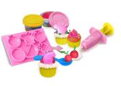 Peppa Pig Cupcake Dough Play Set