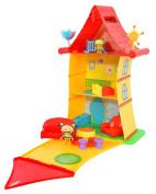 Golden Bear Henry Hugglemonster Huggle House Playset