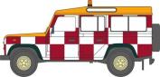Oxford Diecast 76DEF010 Land Rover Defender RAF Northolt 1:76