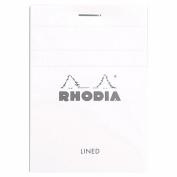 Rhodia Ice Pad Staplebound 3X4 Lined