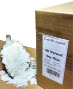 Candlecopia All Natural Soy 464 Candle Making Wax - 2.3kg case