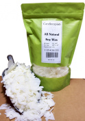 Candlecopia All Natural Soy 464 Candle Making Wax - 0.5kg bag