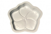 Concrete Stepping Stones Mould - Plumeria Design