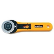 Olfa 45mm Rotary Cutter Straight Handle