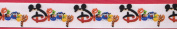 Grosgrain Printed Disney Ribbon - 5 Yards