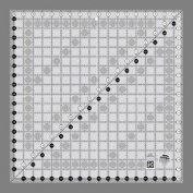 Creative Grids Ruler18.5 Square""
