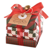 Mud Pie Chequered Soap Package