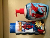 Spider-Man bath set