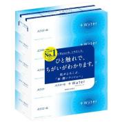 Daio Paper. Elleair Plus Water 5 Boxes Pack. 180 Pairs (360 Sheets).