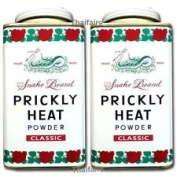 SNAKE BRAND PRICKLY HEAT COOLING POWER 50 g - CLASSIC