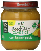 Beech-Nut Classics, Corn & Sweet Potato, 120ml