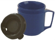Weighted Cup, No-spill Lid 240ml