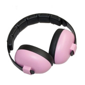 Baby Banz 0 - 2 Years Hearing Protection - Pink