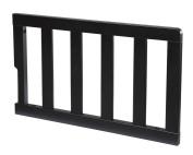 Delta Children's Toddler Guardrail, Black