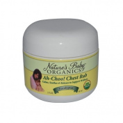 Nature's Baby Organics Ah Choo Chest Rub Eucalyptus 60ml