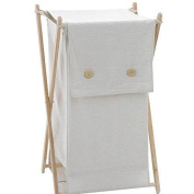Koala Baby Folding Hamper - Ecru