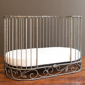 Bratt Decor j'adore daybed kit pewter