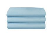 Foundations Kids Baby Products Nursery Accessories Fits all major brands of cots, Toddler Size Blue 12 Pack