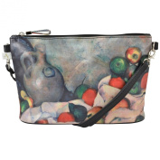 Alicia Klein® - ANNA - Mini Crossbody Bag - CEZANNE STILL LIFE