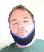 EasySleep Pro Anti Snore Sleep Apnea Chin Strap - Best Health Care Stop Snoring Chin Strap, Sleep Now Snore Solutions Device - Snore Stopper Relief Guard - Sleep Aid Jaw Strap Reduces Snoring - Allows a Restful Night's Sleep - Comfortably Prevents Snor ..
