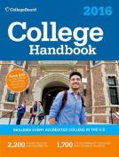 College Handbook: 2016