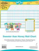 Sweeter Than Honey Wall Chart
