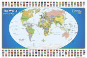 World for Kids, the, Poster Sized, Boxed