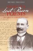 Dimech's Lost Prison Poems