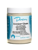 Duncan Envision Glazes grey spice translucent speckled 120ml [PACK OF 4 ]