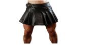 Active Men Gladiator Warrior Soft Lambskin Genuine Leather Kilt New