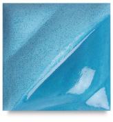 Amaco Velvet Underglaze - Turquoise Blue V-327 - Pint