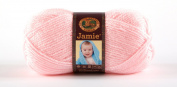 Lion Brand Yarn 881-101 Jamie Yarn, Powder Pink