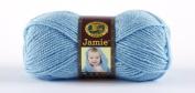 Lion Brand Yarn 881-108 Jamie Yarn, Blue Bonnet