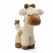 Gund 4043952 Niffer Giraffe Baby Rattle Stuffed Animal